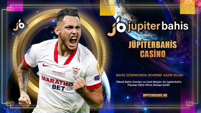 JÜPİTERBAHİS Casino