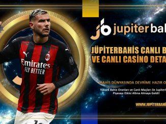 Jüpiterbahis Canlı Bahis ve Canlı Casino Detaylar