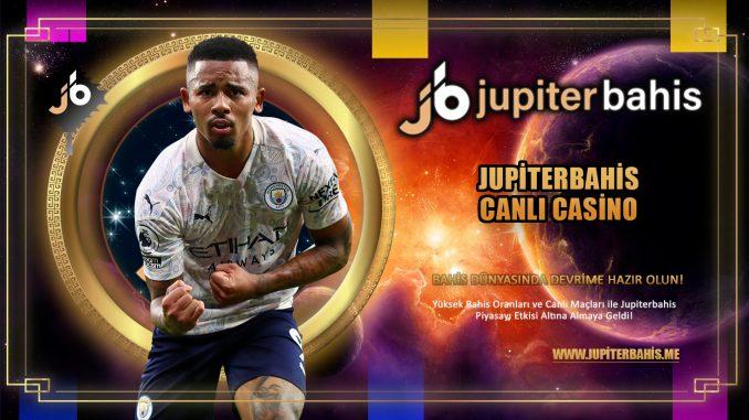 Jupiterbahis Canlı Casino