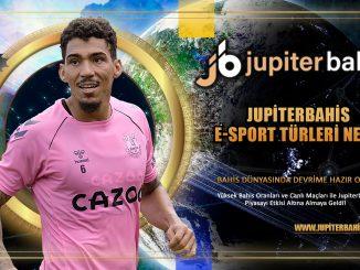 Jupiterbahis E-Sport Türleri Neler
